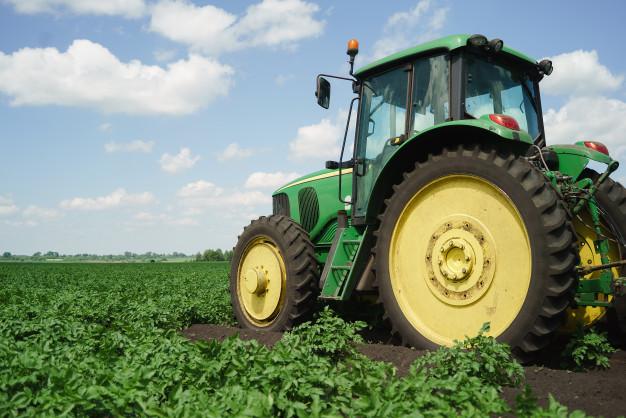 Traktorski deli