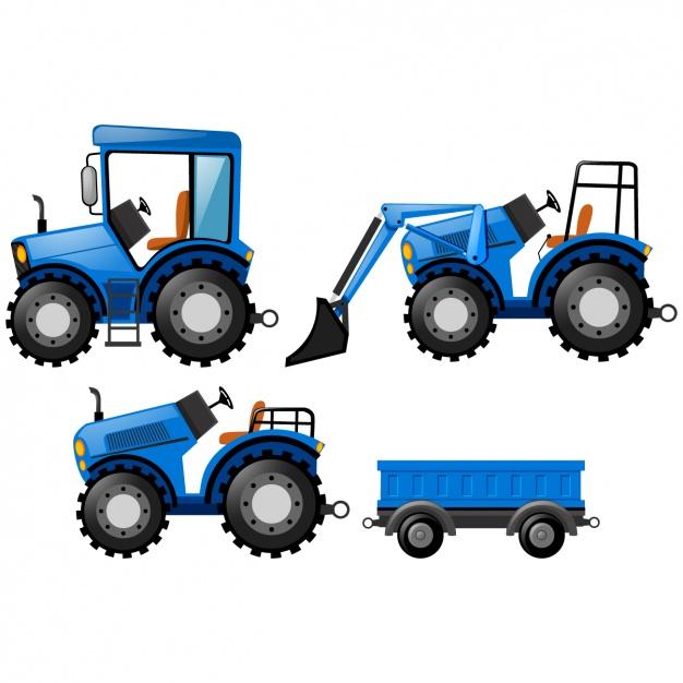 traktorski rezervni deli